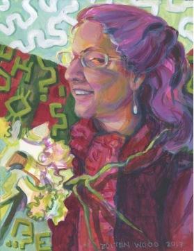 Linda Zolten Wood, paintedrainbarrel.org