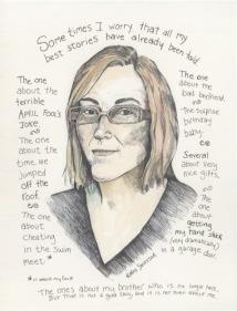 Karen Sandstrom, karen.sandstrom@gmail.com